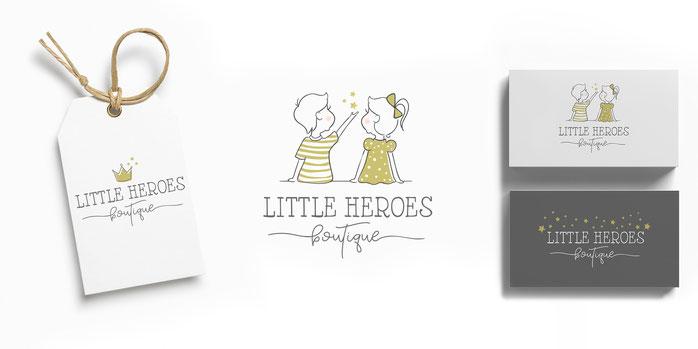 design logo business sito web