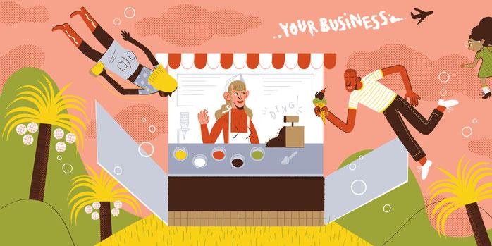 Rafforza il tuo business online con un sito web