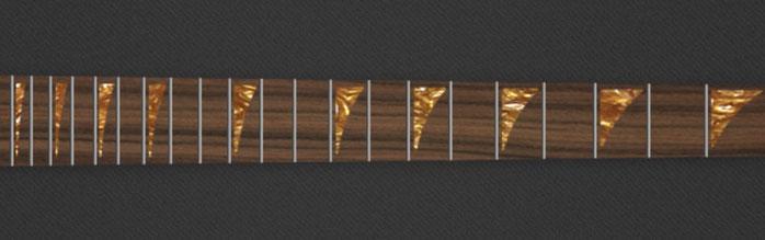 Sharkfin - Gold Pearloid
