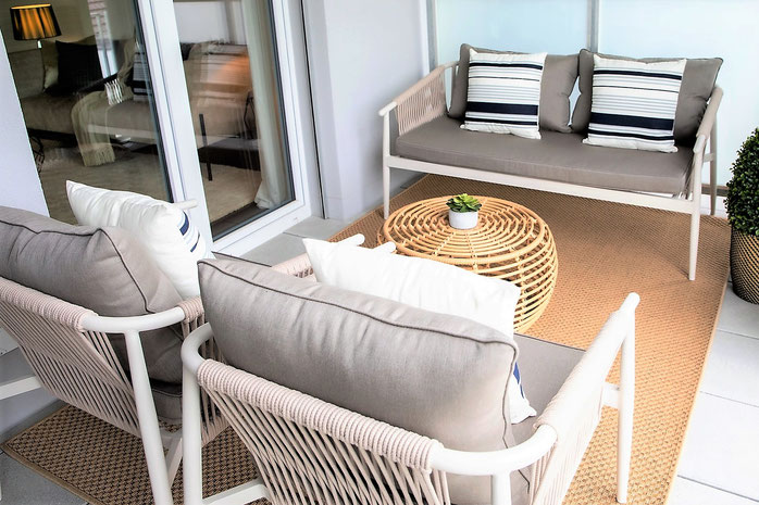 Home Staging Musterwohnung 3.5 Zimmer Puncto Vista Hallwil