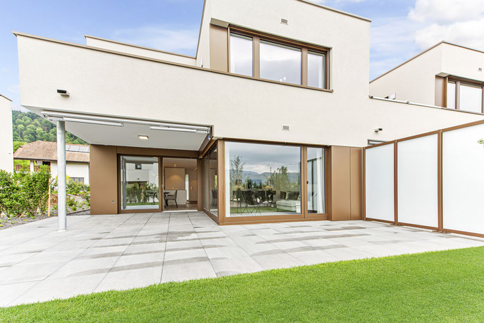 Home Staging Musterhaus Einfamilienhaus Rigiblick Meierskappel