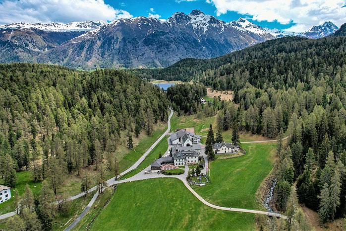 Hotel Landgasthof Meierei St. Moritz Stazersee
