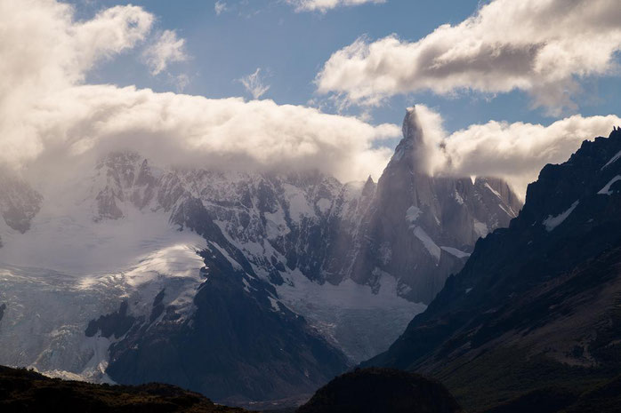 Cerro Torre, Patagonien