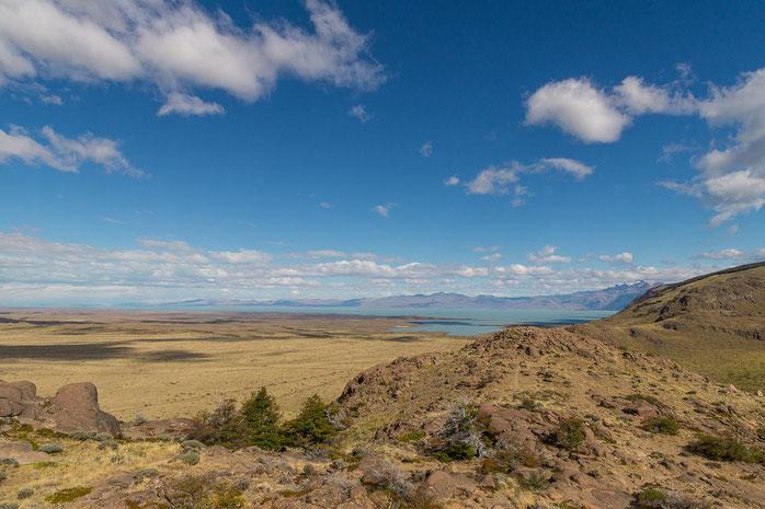 Lago Viedma, Patagonien