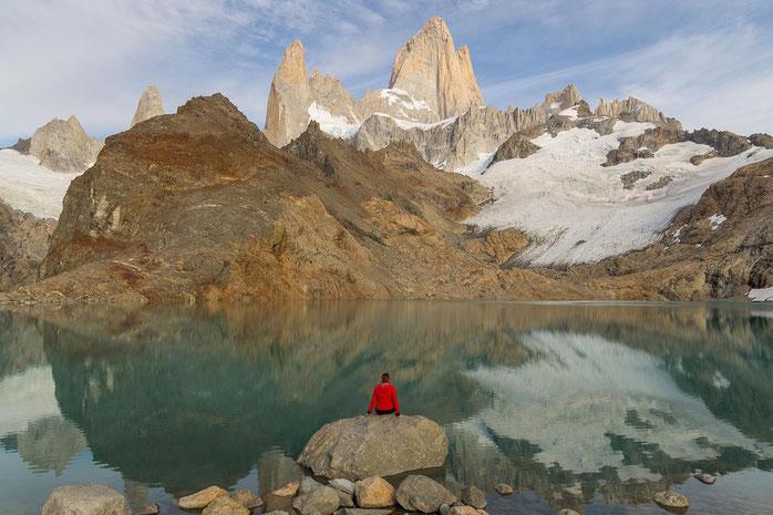 Laguna de los Tres, Patagonien