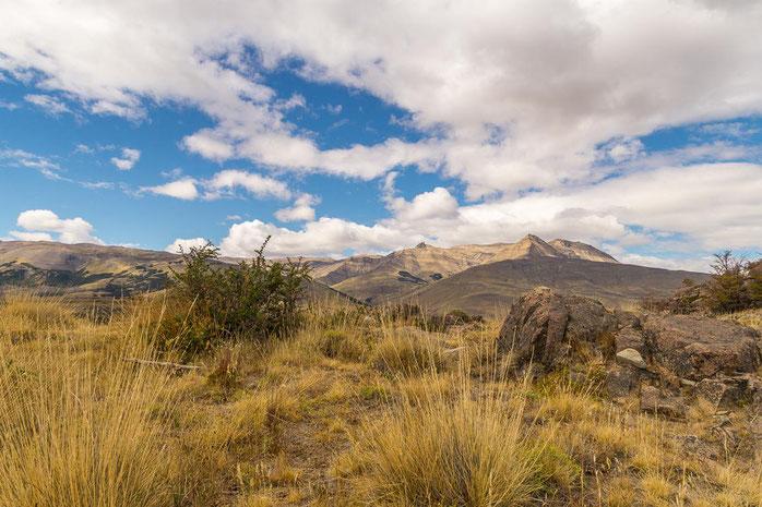 Steppe, Patagonien