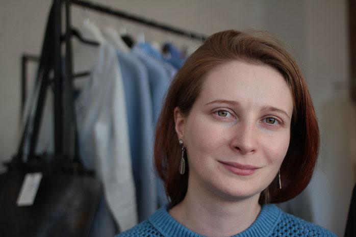 Elena Scutaru möchte sich verkleinern, um wieder wachsen zu können. Foto: Nora Belghaus