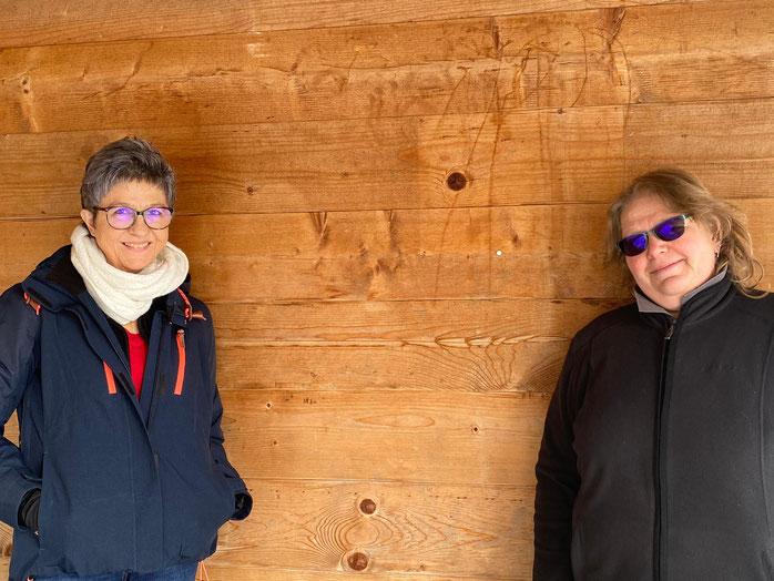 Christine Walker und Marianne Raaflaub teilen sich neu das Präsidium