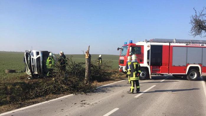 Foto: Feuerwehr Alsleben
