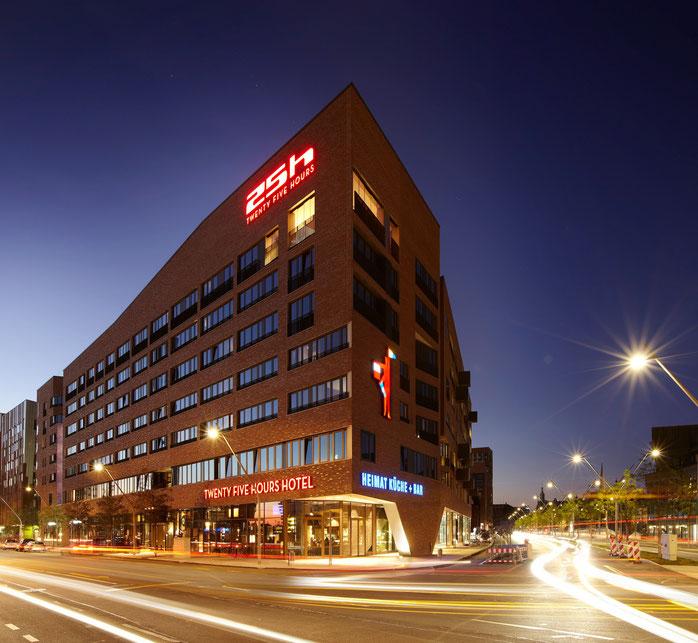 Bildquelle: 25hours Hotels