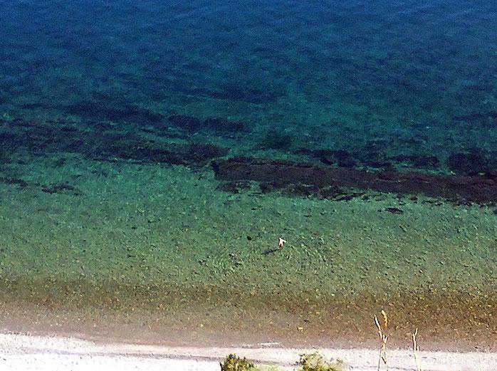 Spiaggia naturale Bele Skale - Natural beach Bele Skale