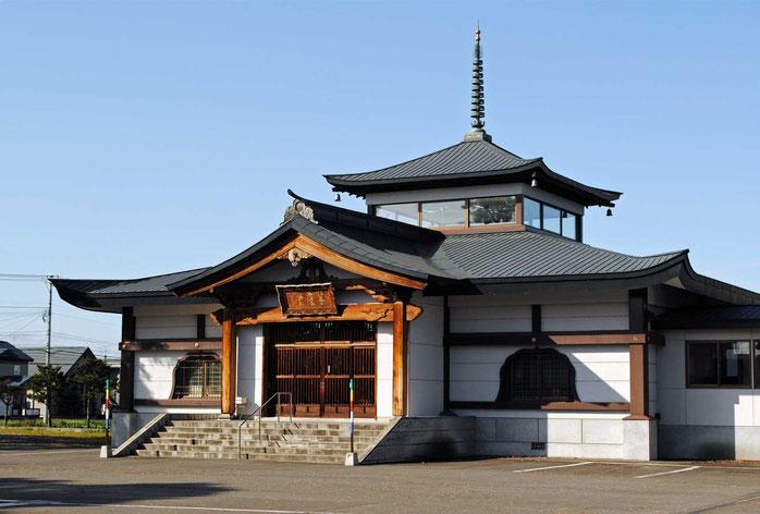 東川寺・菩薩堂