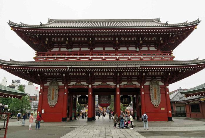 浅草寺宝藏門