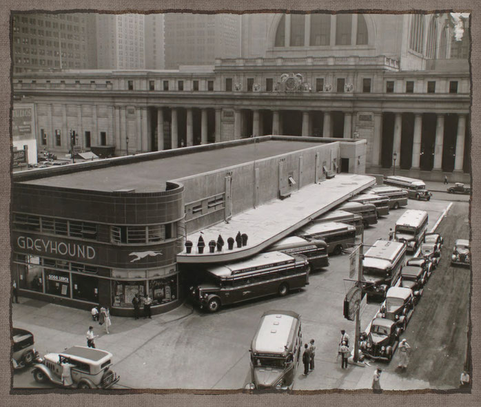 Busreisen durch die USA: Reisetipps und Informationen.