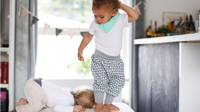 Babyjogger mit super bequemen Bündchen