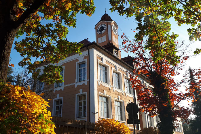 Meußdoerffer Grundschule Kulmbach, Herbstimpressionen, Bilder & LayOut: Peter Dorsch Bayreuth