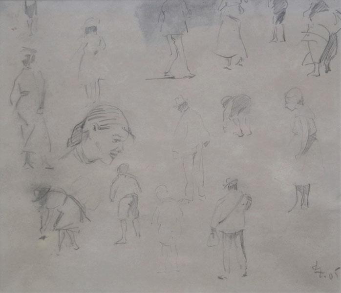 te_koop_aangeboden_een_studietekening_van_de_nederlandse_kunstenaar_leo_gestel_1881-1941_bergense_school