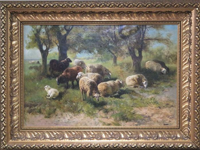 te_koop_aangeboden_een_schilderij_van_henri_schouten_1857-1927