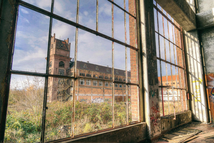Abandoned Textile Mill in Germany