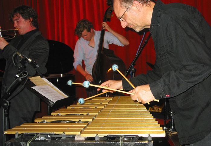 Ryan Carniaux, Tomas Baros, Wolfgang Lackerschmid, Foyer Ev. Gemeinde, 23.9.11