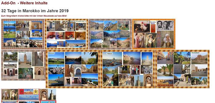 Marokko, die Fotos