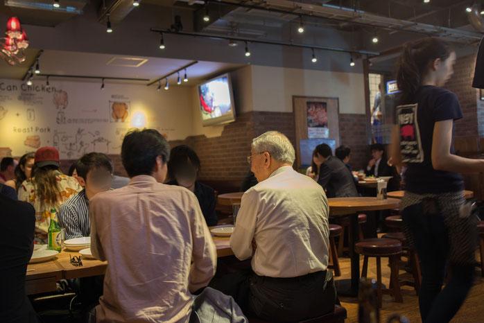 LifeTeria ブログ N9Y Butcher's Grill New York 銀座店(エヌキューワイ)