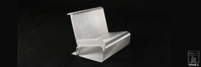 3D-Druck Produkte Praktisches Kartenbank