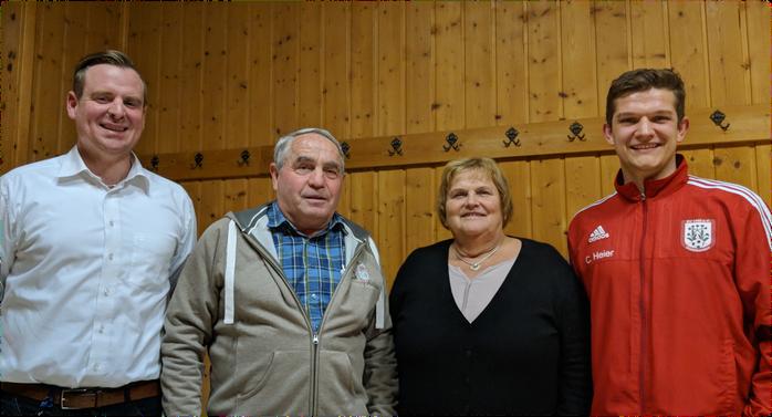 Ehrenmitglied 2018 SV Distelhausen