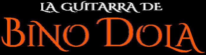 Bino Dola flamenco guitar guitarra flamenca gitarre