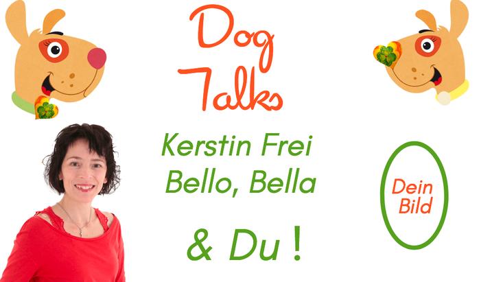 Dog Talks Marketing Interview Online Video für Angebote Hundezubehör Hundetraining