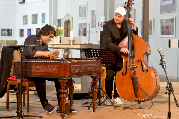 Concert with Marius Preda,Owen Hart jr.at Jazztage Freiberg