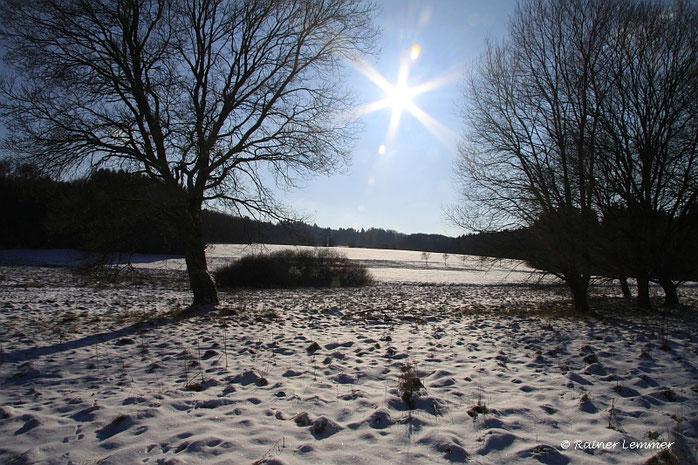 Winterwandertag am Stöffel