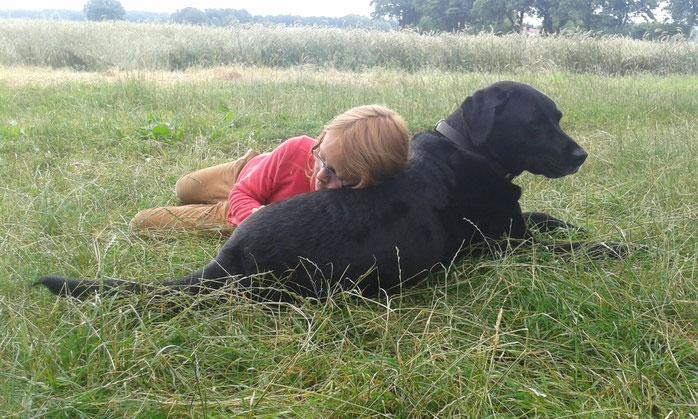 Alle haben Charlie geliebt - sein Wesen war sanftmütig und liebevoll, bis zum Ende.