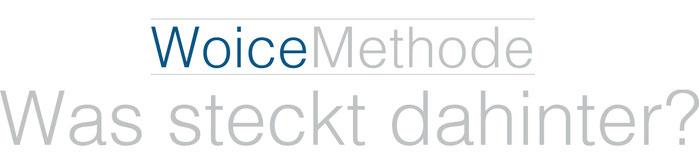 Die WoiceMethode – Was steckt dahiter? eLearning von Wolfgang Wienen