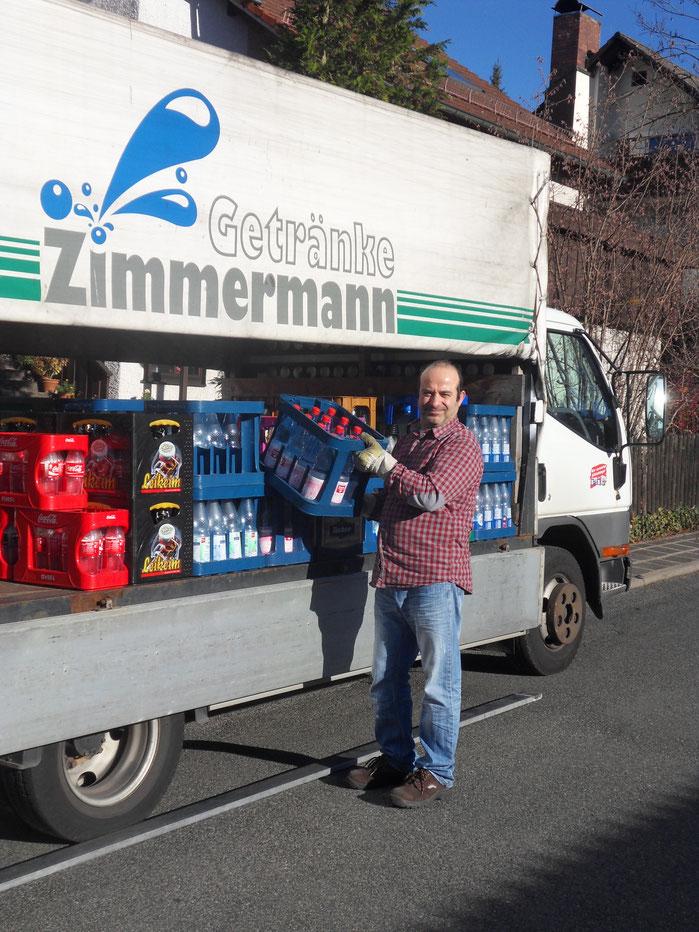 Getränke Zimmermann - zimmermann-heroldsbergs Webseite!