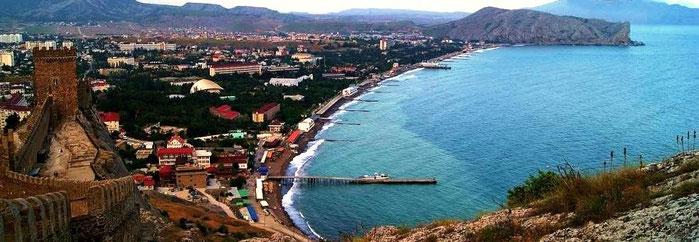 Sudak Crimea