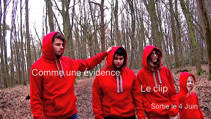Alexander - Sofya - Claire - Julie
