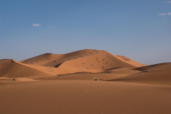 La magia del deserto a Erg Chebbi