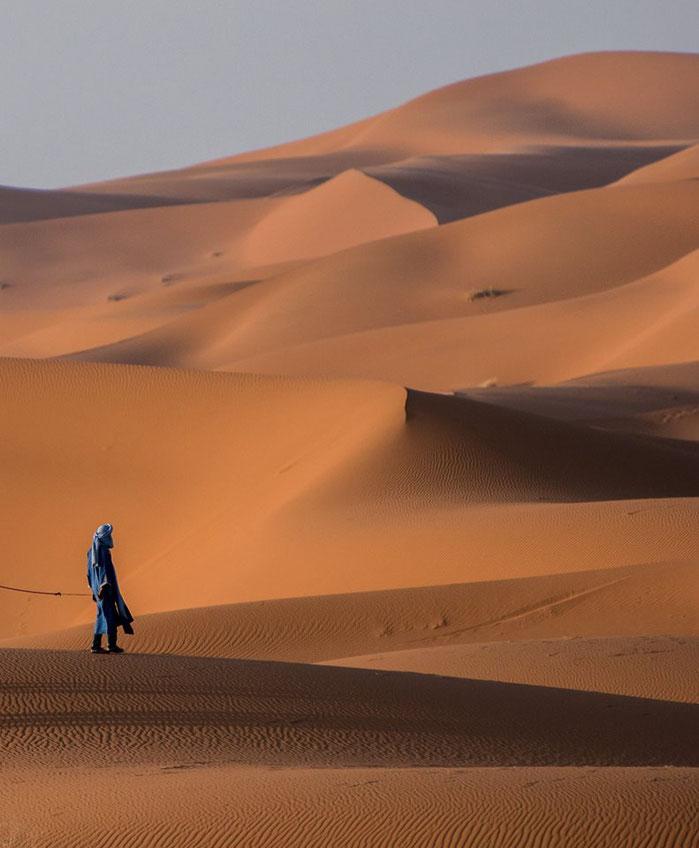 Tour in Marocco - Il deserto di Erg Chebbi