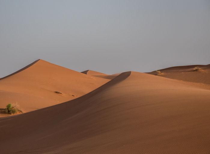 Erg Chebbi, il deserto in Marocco