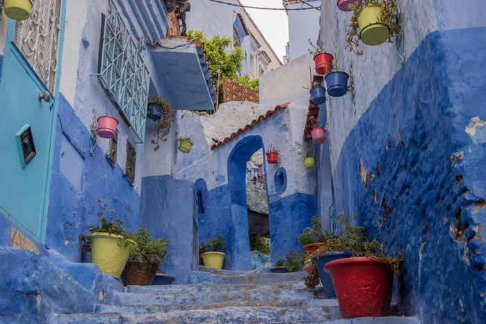 Tour in Marocco - Chefchaouen