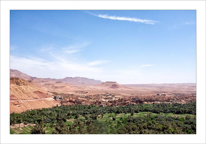 Marruecos, Sur de Marruecos, fotografía de viajes, turismo, oasis, páramo