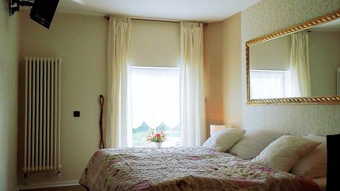 Gut und komfortable schlafen in der Villa Verde