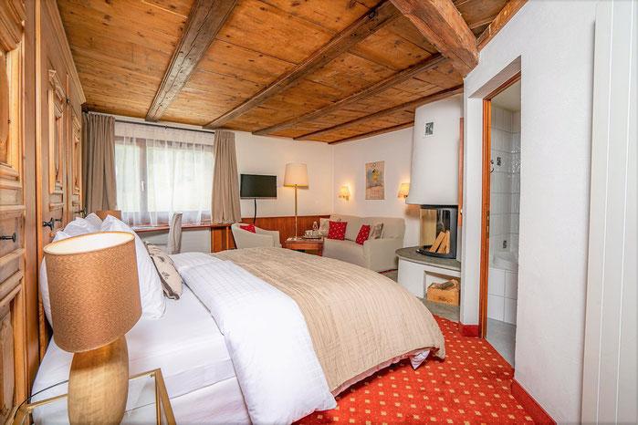 Hotel Landgasthof Meierei St. Moritz Superior Zimmer