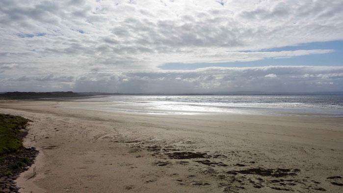Inishcrone Strand, Irland Urlaub