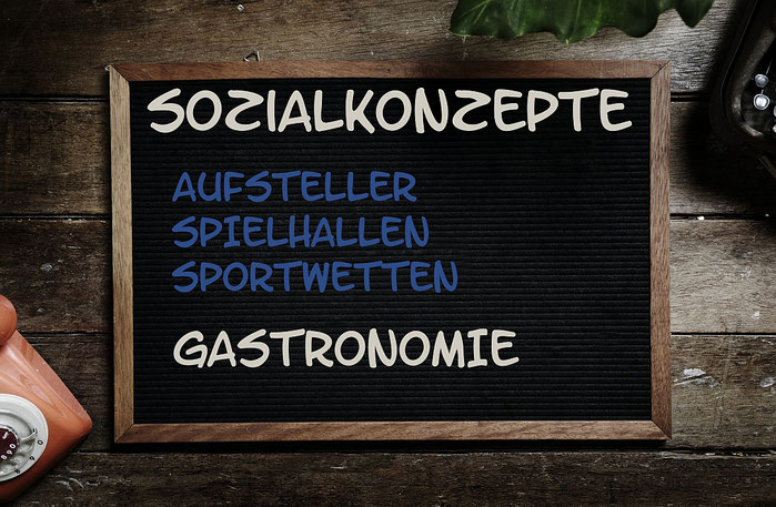 Sozialkonzept Gastronomie