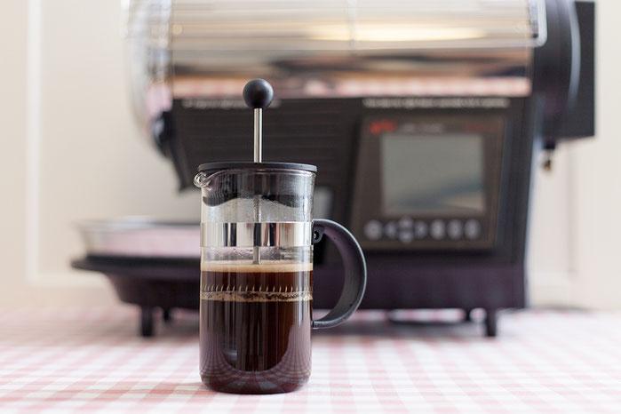 Kaffee zuhause Rösten
