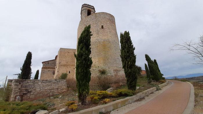 Монфалько Муральят - города-крепости Каталонии