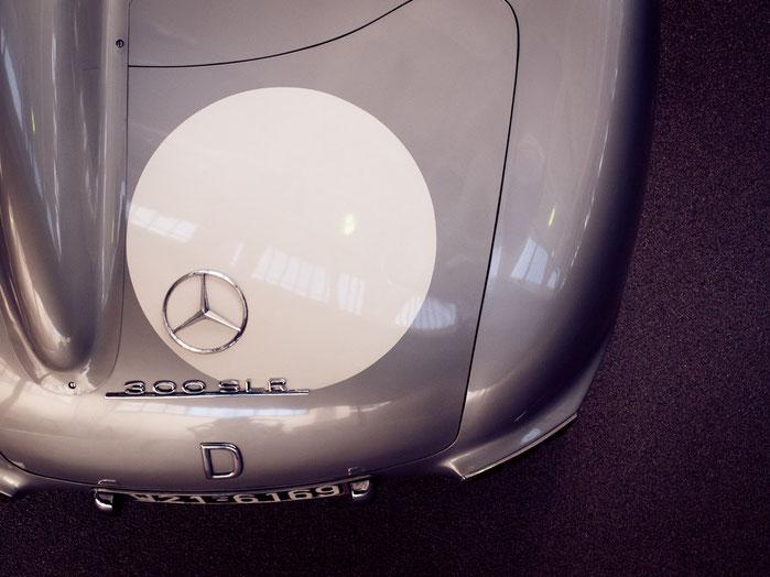 Mercedes 300 SLR