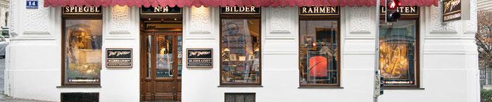 Bilderrahmen Eder Wien - Picture Framing Vienna, Encadrement Vienne
